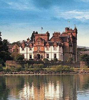 Luxury Hotels In Scotland Loch Lomond
